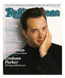 Tom Hanks, Rolling Stone no. 529, June 30, 1988 Photographic Print by Herb Ritts