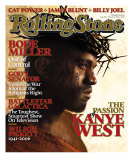 Kanye West, Rolling Stone no. 993, February 9, 2006 Photographic Print by David Lachapelle