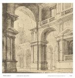 Portico Antico I Prints by Maurizio Bartolomeo
