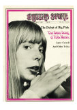 Joni Mitchell, Rolling Stone no. 33, May 17, 1969 Photographic Print by Baron Wolman