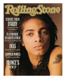 Terence Trent D'Arby, Rolling Stone no. 528, June 16, 1988 Photographic Print by Matthew Rolston
