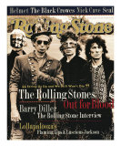 Rolling Stones, Rolling Stone no. 689, August 25, 1994 Photographic Print by Anton Corbijn