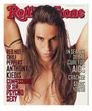 Anthony Kiedis, Rolling Stone no. 679, April 7, 1994 Photographic Print by Matthew Rolston
