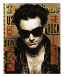 Bono, Rolling Stone no. 651, March 4, 1993 Photographic Print by Andrew Macpherson