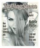 Michelle Pfeiffer, Rolling Stone no. 638, September 3, 1992 Photographic Print by Herb Ritts
