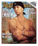 Eminem, Rolling Stone no. 927, July 24, 2003 Photographic Print by Roberto Parada