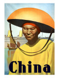 China Giclee Print by Gino Boccasile
