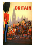 Britain, c.1950 Giclee Print by M. Von Arenburg