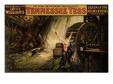 Tennessee Tess, Queen of the Moonshiners, c.1900 Giclee Print