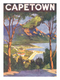 Capetown Poster, c.1930 Giclee Print
