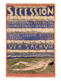 Secession, c.1904 Giclee Print by Ferdinand Hodler