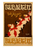 Folies-Bergere, c.1895 Giclee Print by Maurice Biais