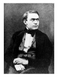 Portrait of Swedish Engineer and Scientist Alfred Nobel, Inventor of Dynamite, at 30 Years of Age, Giclee Print