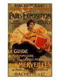 Paris Exposition, 1900, c.1900 Giclee Print by Francois Fleming