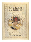 G. Puccini: Turandot, c.1926 Giclee Print by Umberto Brunelleschi