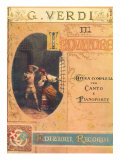 Il Trovatore by G. Verdi, c.1923 Giclee Print