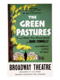 The Green Pastures at the Broadway Theatre, c.1930 Giclee Print