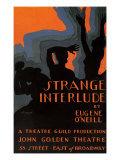 Strange Interlude by Eugene O'Neill, c.1928 Giclee Print