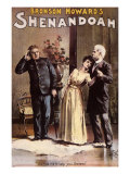 Branson Howard's Shenandoah, c.1889 Giclee Print