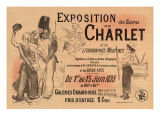 Exposition Des Oeuvres de Charlet, c.1893 Giclee Print by Adolphe Willette