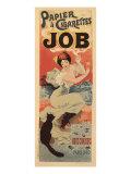 Papier a Cigarettes Job, c.1894 Giclee Print by Georges Meunier