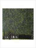 Park Giclee Print by Gustav Klimt