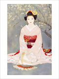 The Wind from East Giclee Print by Goyo Otake