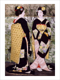 An Early Summer Breeze Giclee Print by Goyo Otake
