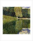 Schonbrunn Park Giclee Print by Gustav Klimt