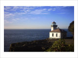 Lighthouse Giclee Print by Eric Curre
