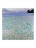 Attersee Giclée-Druck von Gustav Klimt