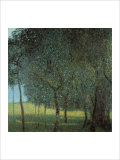 Fruit Trees Giclee Print by Gustav Klimt