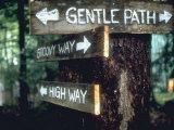 Woodstock Lámina fotográfica por Bill Eppridge