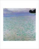 Attersee Giclee Print by Gustav Klimt