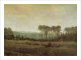 Afternoon Giclee Print by Caspar David Friedrich