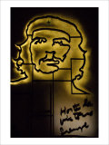 The Lights of Che Giclee Print by Charles Glover