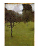 Orchard Giclee Print by Gustav Klimt