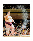 O Sumo Giclee Print by Stephen Lebovits