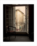French Window, Aix-en-Provence, France Lámina giclée por Nicolas Hugo