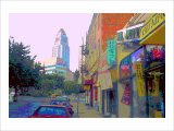 US Gift, Venice Beach, California Giclee Print by Steve Ash