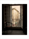 French Window, Aix-en-Provence, France Giclee Print by Nicolas Hugo