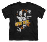 Youth: Star Trek - Graphic Good vs. Evil T-shirts