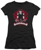 Juniors: NCIS - Goth Crime Fighter T-shirts