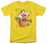 Taxi - Caged Animal T-shirts