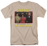 Star Trek - The Savage Curtain T-shirts