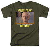 Star Trek - The Cage T-shirts