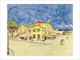 Van Gogh's House in Arles Giclee Print by Vincent van Gogh