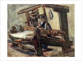 A Weaver Giclee Print by Vincent van Gogh