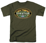 Survivor - Tocantins Logo Shirts