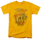Star Trek - Animated T-shirts